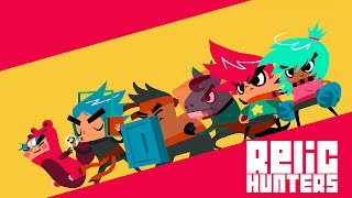 Relic Hunters Zero - Launch Trailer (60 fps)