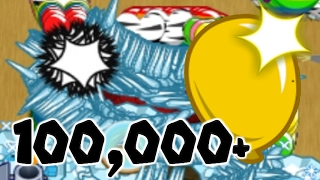 BTD Battles - How to pop more than 100.000 bloons in one hit!