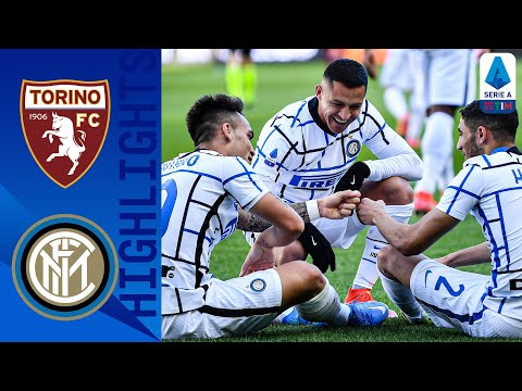 Torino Inter Goals And Highlights