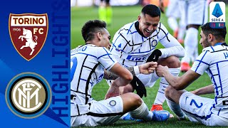Torino 1-2 Inter | Martinez Strike Seals Win as Inter Leave it Late | Serie A TIM