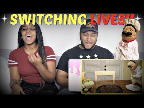 "SML Movie ""The Switch"" REACTION!!!"