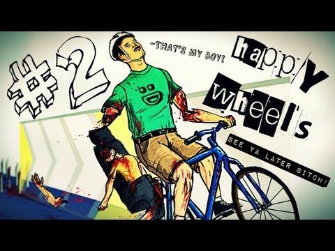 Download HYSTERIA WHEELS - Vol. 2 - THAT'S MY BOY! (Happy Wheels Montage)
