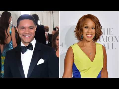 Gayle King on Why Trevor Noah Is a Perfect 'Daily Show' Host