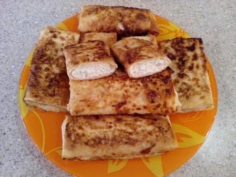 Блины на молоке кулинарный рецепт