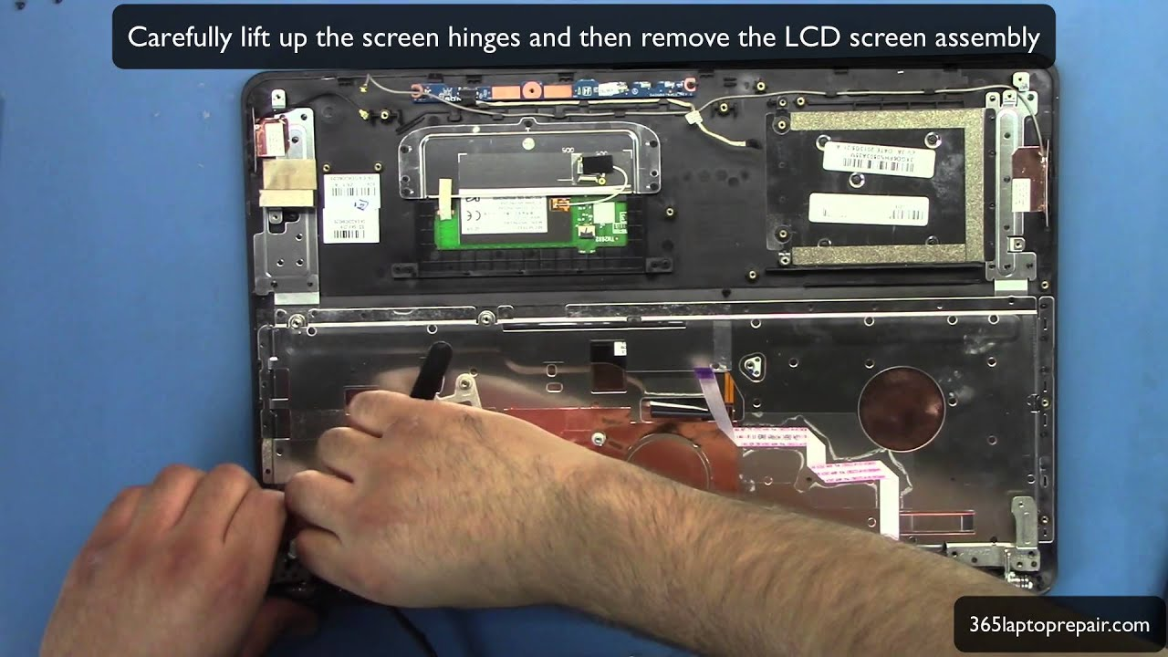 Sony Laptop Repair Diagrams Simple Wiring Diagram Vaio Fit Svf15a16cxb How To Guide By 365 Youtube Hp Charger Wire