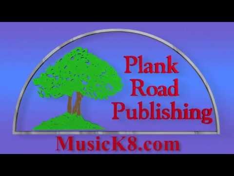 Kumbaya - MusicK8.com Singles Reproducible Kit