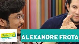 Kim Kataguiri esclarece a polêmica do Alexandre Frota com o MBL | Pânico