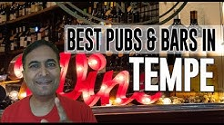 Best Bars Pubs & hangout places in Tempe, Arizona, United States