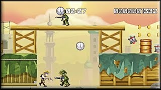 Video Metal Soldiers  Game (Android & iOS) download MP3, 3GP, MP4, WEBM, AVI, FLV Desember 2017