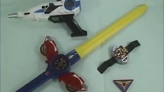 1993年のロボットアニメ「勇者特急マイトガイン」より、3つのなり...