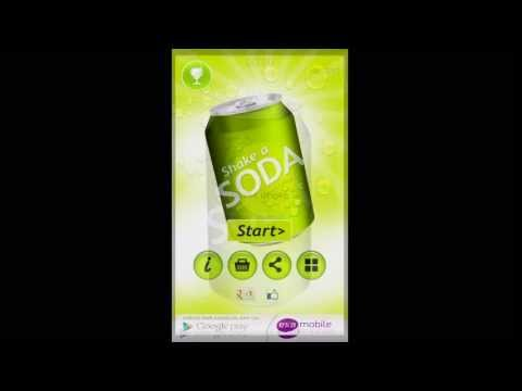 Shaking Soda - Android App
