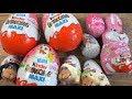 Easter Surprise Eggs ✪ Disney Princess ✪ Frozen Elsa ✪ Barbie ✪ EsKannSammeln