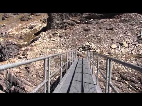 Dam grande dixence - Barrage Grande Dixence - Valais Switzerland - 26.09.2014