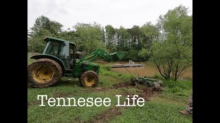 The New Tennessee Norm | Getting Tractors Stuck and Blowing Things Up