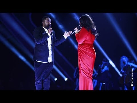 ZK sing Time After Time  The Voice Australia 2014