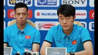 Xuân Trường khôn khéo giấu bài của HLV Park Hang-seo trước thềm AFF Cup 2018| Phỏng vấn