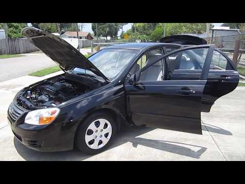 SOLD 2008 Kia Spectra EX One Owner Meticulous Motors Inc Florida For Sale