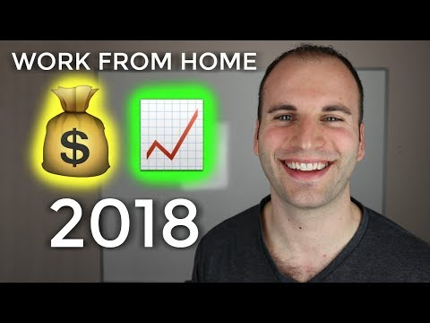 Work At Home Jobs 2018 – Earn $500 – $1500 PER DAY (No Experience Required)