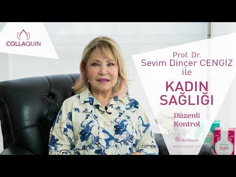 Prof. Dr. Sevim Dinçer Cengiz İle KADIN SAĞLIĞI | Düzenli Kontrol
