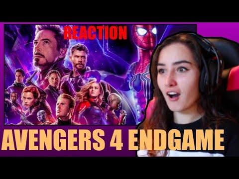 Avengers 4 ENDGAME TRAILER 2 REACTION