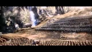 Lo Hobbit - La Battaglie delle cinque armate - Dain Piediferro(ITA)