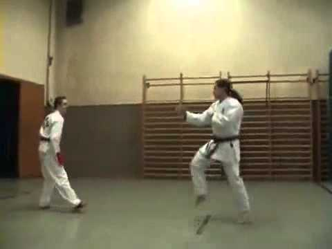 Karate vs Taekwondo - YouTube
