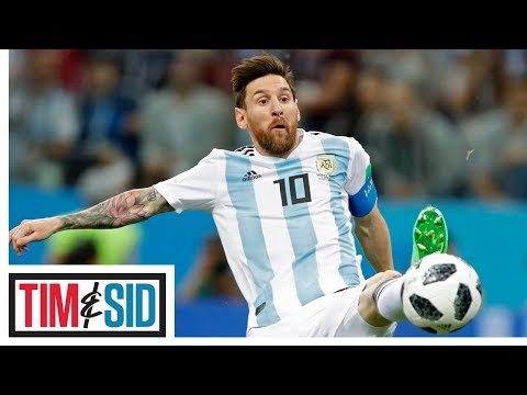 Tim and Sid: Argentina team is a joke, Messi is a fraud