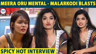 Meera Mithun-க்கு Makkal Needhi Maiam support-ஆ ? - MalarKodi Blasts | Bigg Boss 3 | LittleTalks