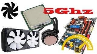 Разгон CPU до 5Ghz
