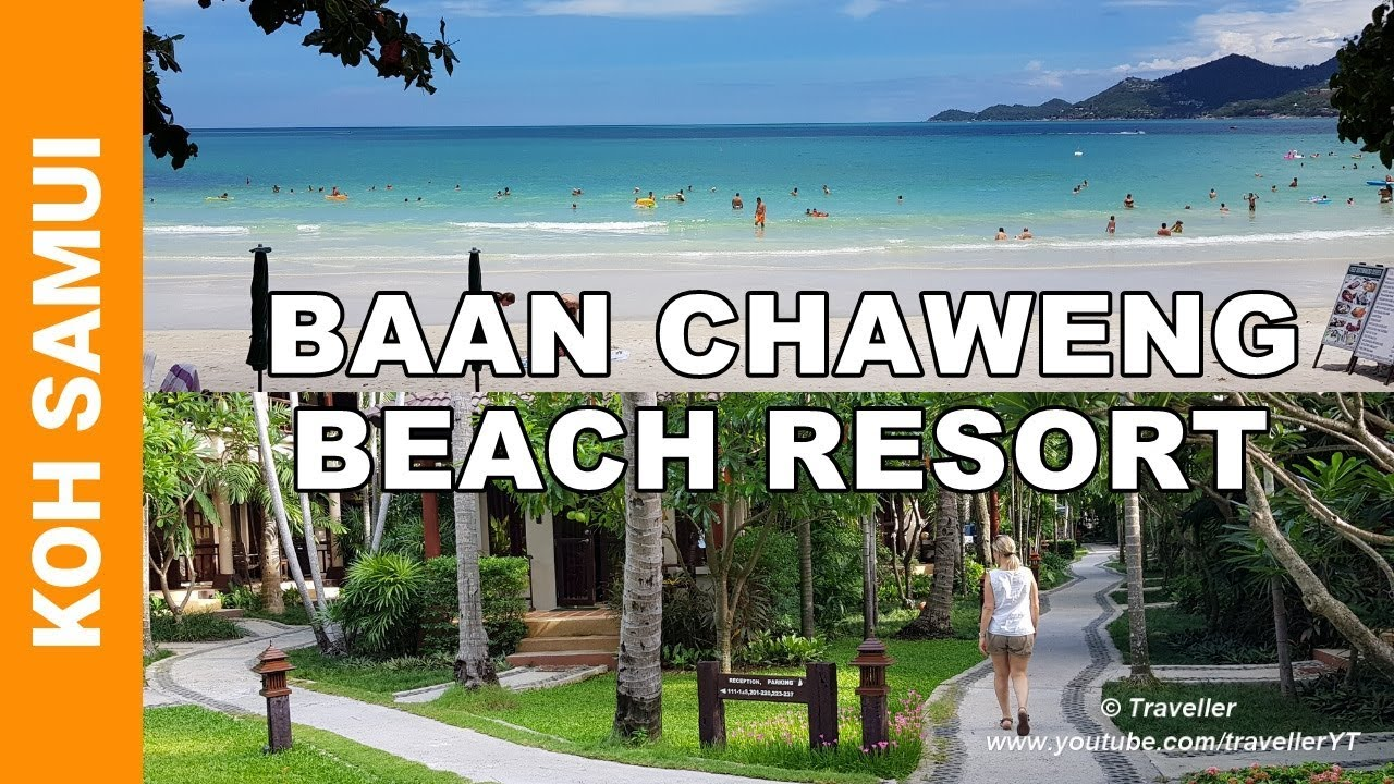 Koh Samui Hotels Baan Chaweng Beach