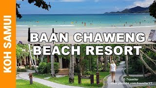Koh Samui Hotels Baan Chaweng Beach Resort and Spa Review Chaweng Beach Hotels