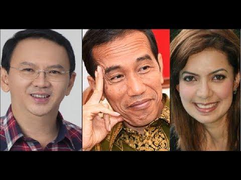 AKHIRNYA.....AHOK MENANG dari Penjara, JOKOWI Digoda, NAJWA  Meroket