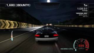 NFS:Hot Pursuit   Born In the USA 3:06.83   World Record