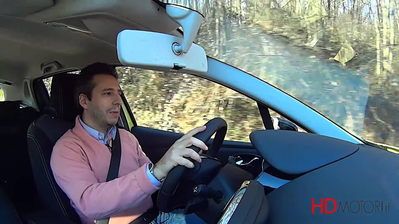 Renault nuova clio tce test drive da doovi for 500x hdmotori