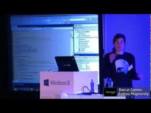 Building Windows Games With Monogame By Andrea Magnorsky