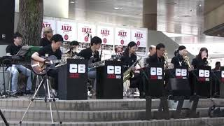 豊田ジャズキャラバン2018 Toyota JAZZ caravan 2018 May.27,2018 ♪ ASTRO BOY 鉄腕アトム シャルマンブラス charmant brass jazz orchestra facebook: ...