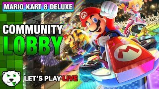 Community Lobby 23.01.2019 | Let's Play Mario Kart 8 Deluxe deutsch Nintendo Switch Live HD Gameplay