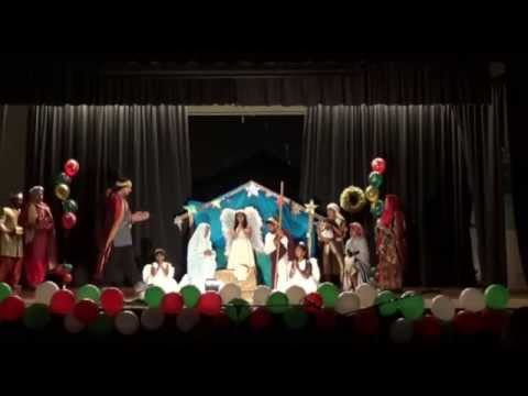 Christmas Nativity Play 2014 (Renju & Team)