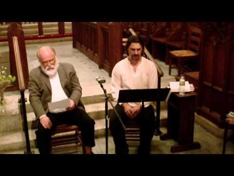 HQ Dr Albert LaChance Recites Aramaic Magnificat Interpretation