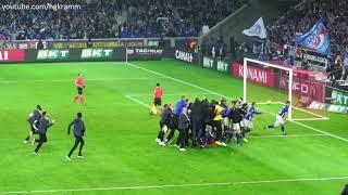 Racing  Strasbourg 4:1 EA Guingamp (Coupe de la Ligue, Finale 2019)