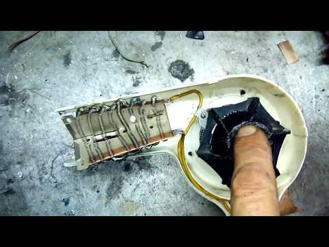 Как сделать обогреватель 12 вольт своими руками в машину