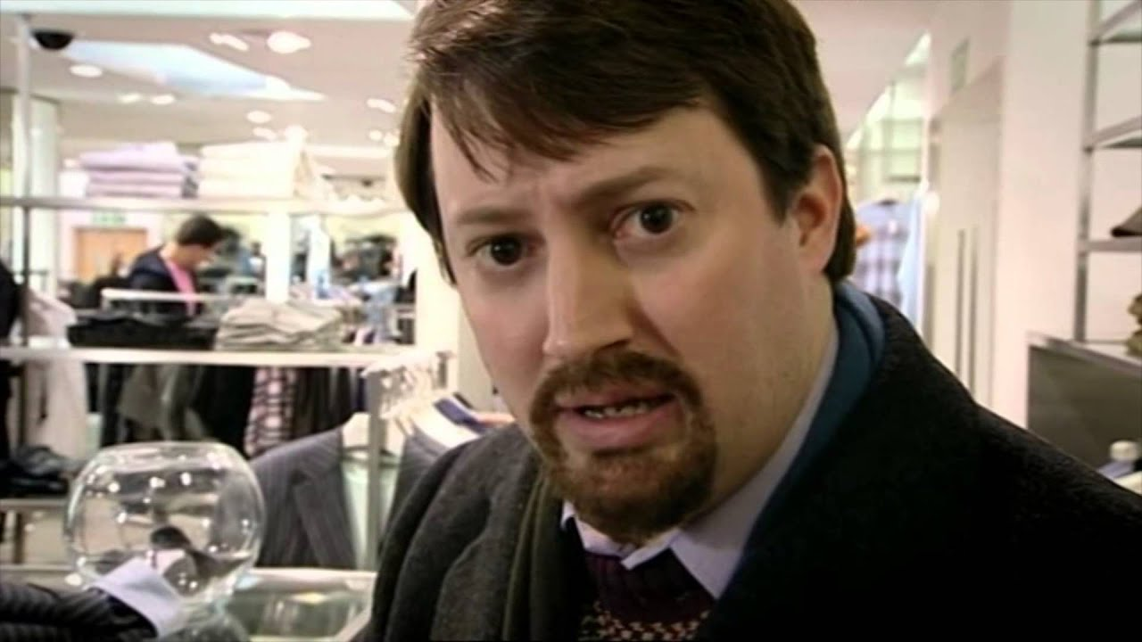 Marks Makeover - Peep Show - YouTube