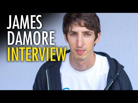 "James Damore: Google ""pushing"" diversity ""religion"" on workers"