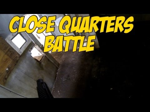 DevilDog Airsoft - Close Quarters Battle
