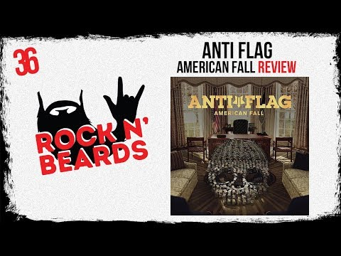 Anti Flag - American Fall Review