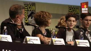 Gotham - full SDCC panel 2015 Morena Baccarin