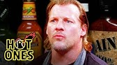 Chris Jericho Gets Body Slammed by Spicy WingsHot Ones