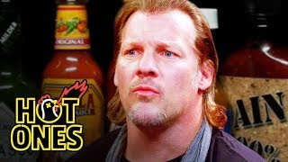 Download Chris Jericho Gets Body Slammed by Spicy Wings | Hot Ones Mp3 and Videos