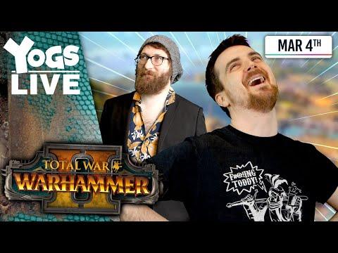 DWARVES VS VAMPIRES! - Ben & Tom! - Total War: Warhammer II - 04/03/20