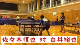 神奈川県の全日本予選です。 ※2ゲーム目、映像乱れます。 参考までに、...